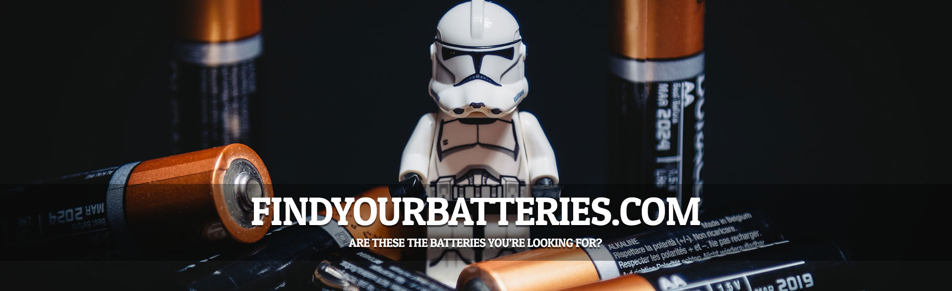 Find Your Batteries